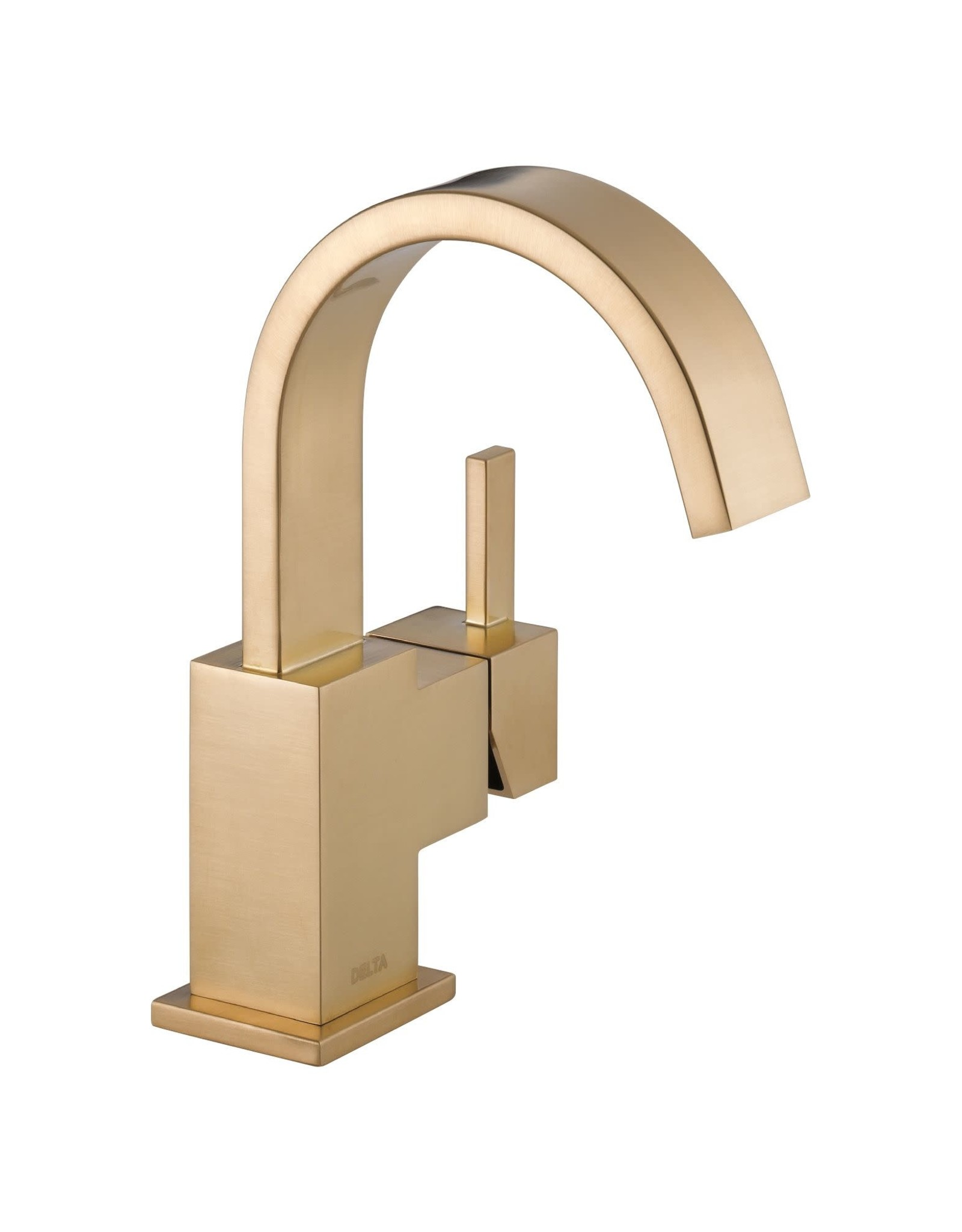 Delta DELTA VERO - CHAMPAGNE BRONZE SINGLE HANDLE LAVATORY FAUCET