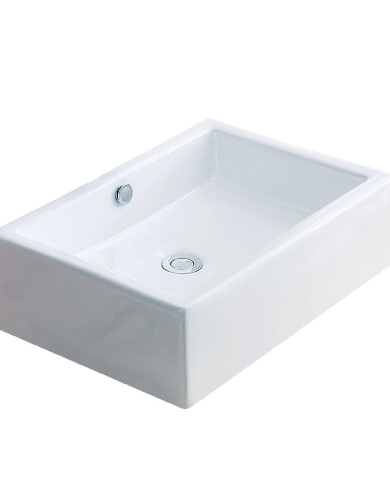 Vogt VOGT - KUFSTEIN VITREOUS CHINA VESSEL SINK