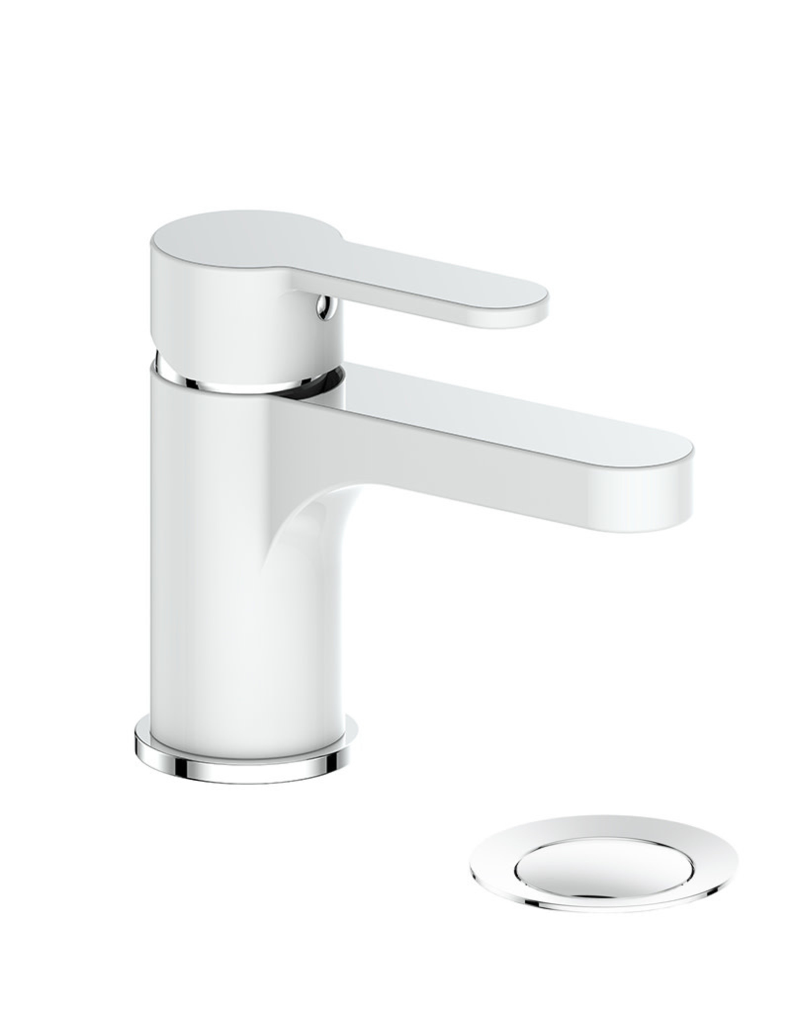Vogt VOGT - LUSTEN CHROME SINGLE LAVATORY FAUCET