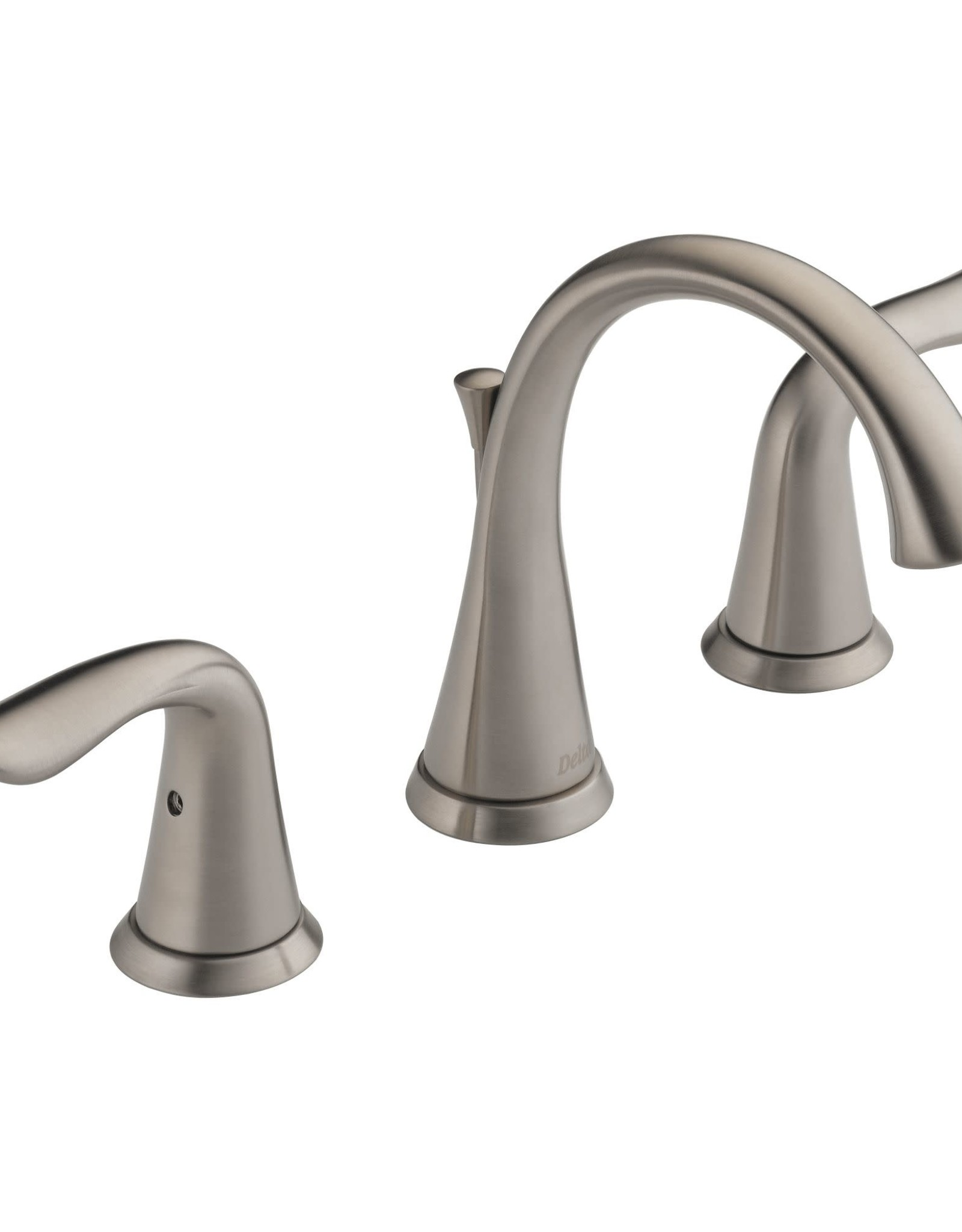 "Delta Delta Lahara 8"" Lav Faucet Brilliance Stainless"
