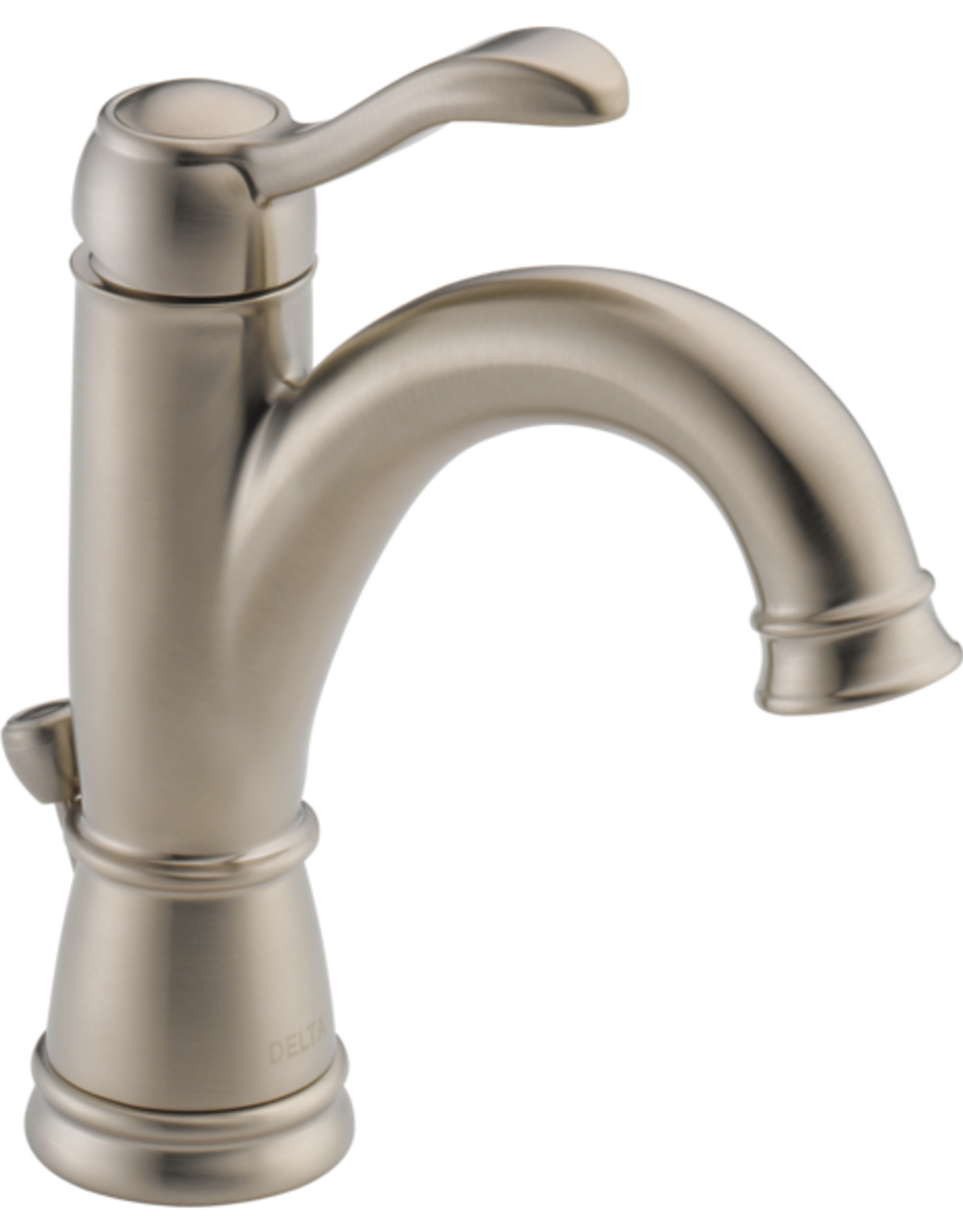 Delta Delta Porter Brushed Nickel Single Handle Lav Faucet