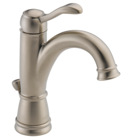 Delta Delta Porter Brushed Nickel Single Handle Lav Faucet