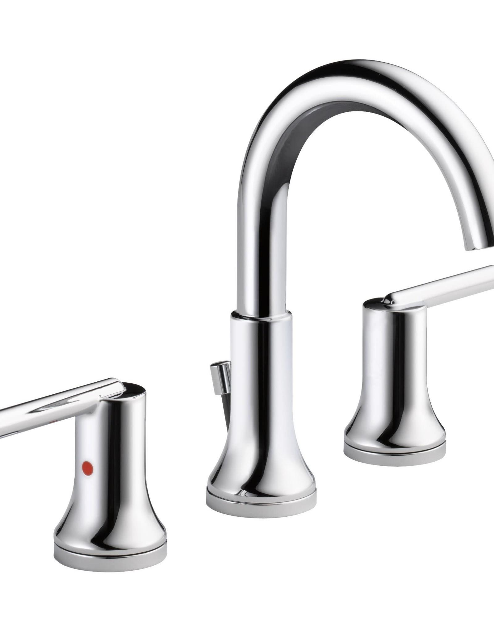 """Delta Delta Trinsic 8"""" Lav Faucet Chrome"""