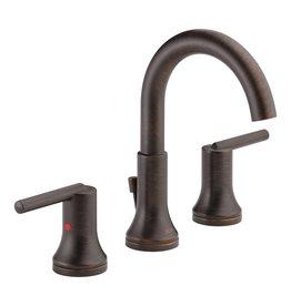 """Delta Delta Trinsic 8"""" Lav Faucet Venetian Bronze"""