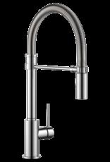 Delta Delta Trinsic Pro Collection Kitchen Faucet Chrome