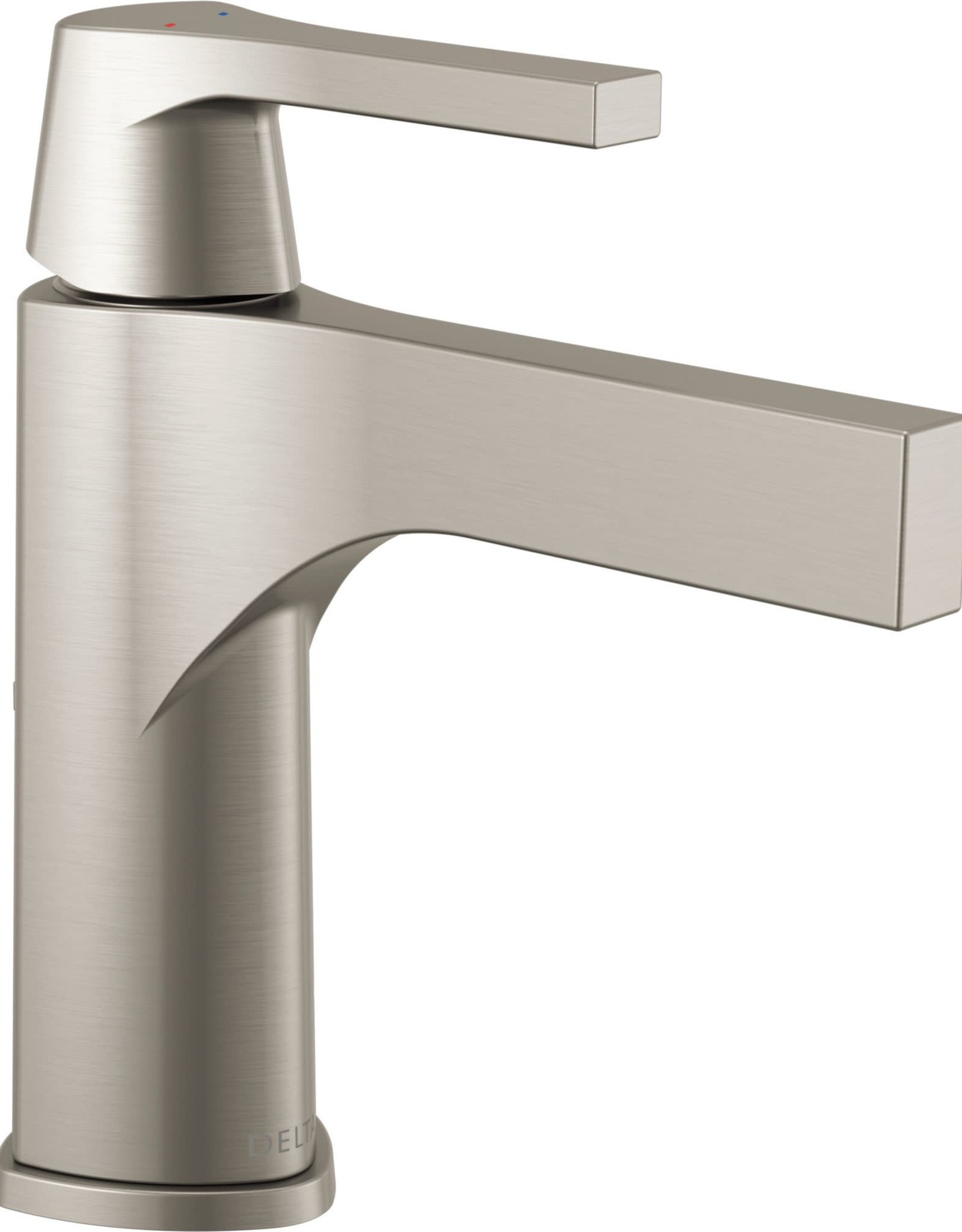 Delta Delta Zura Single Lav Faucet Brilliance Stainless