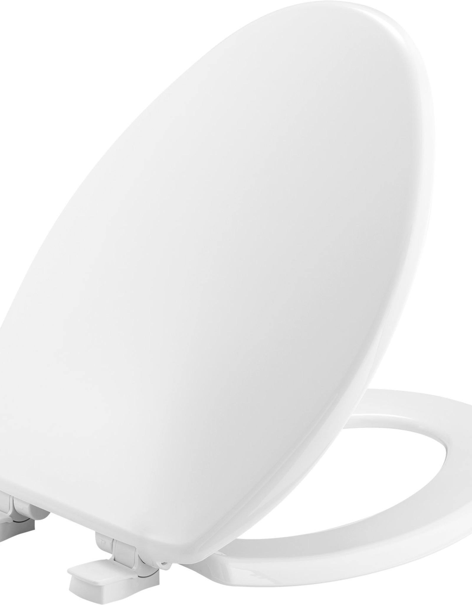 Bemis 7300SLEC White Elongated Slow Seat