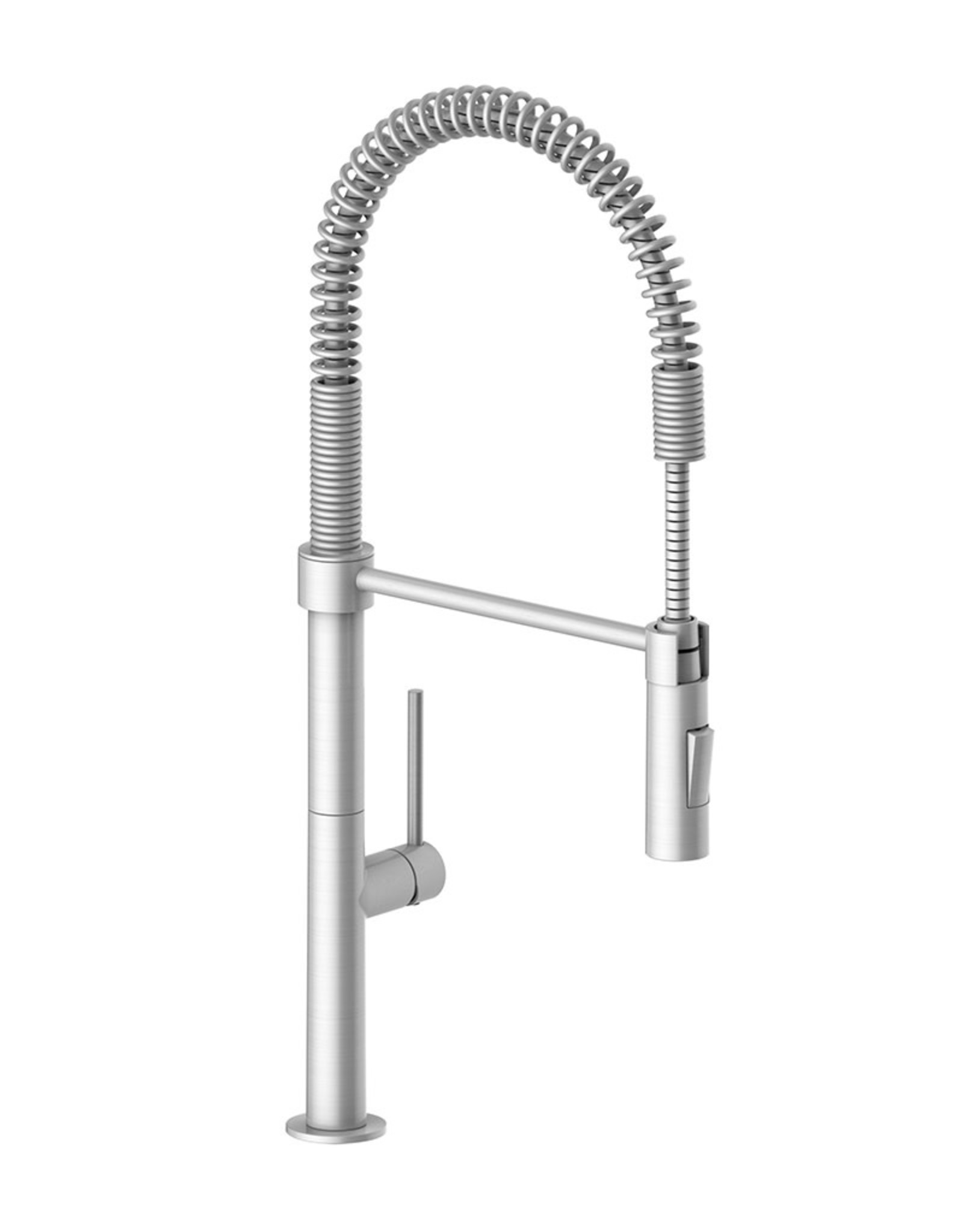 Vogt VOGT BREGENZ - KITCHEN FAUCET WITH 2-FUNCTION DETACHABLE SPRAY STAINLESS STEEL