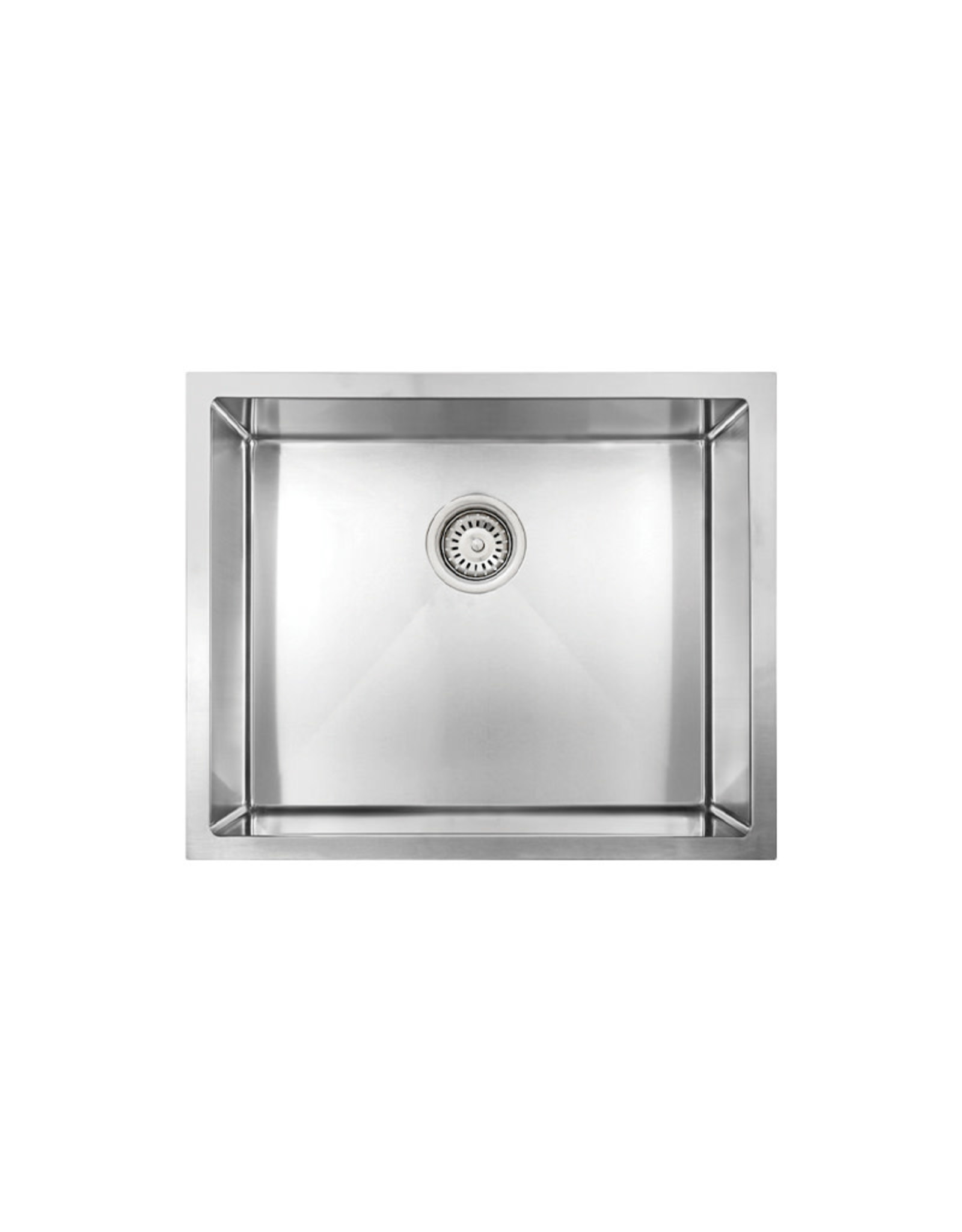 "Vogt VOGT SALZBURG 18R - UNDERMOUNT KITCHEN SINK - 23"" x 18"" x 9"""