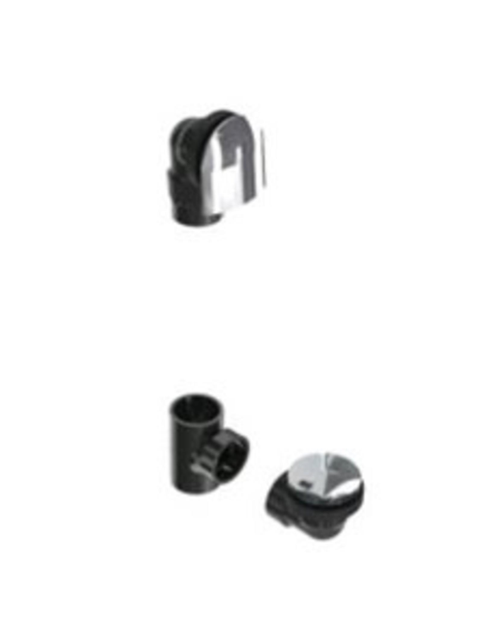 OS&B Brushed Nickel Clicker W&O Kit