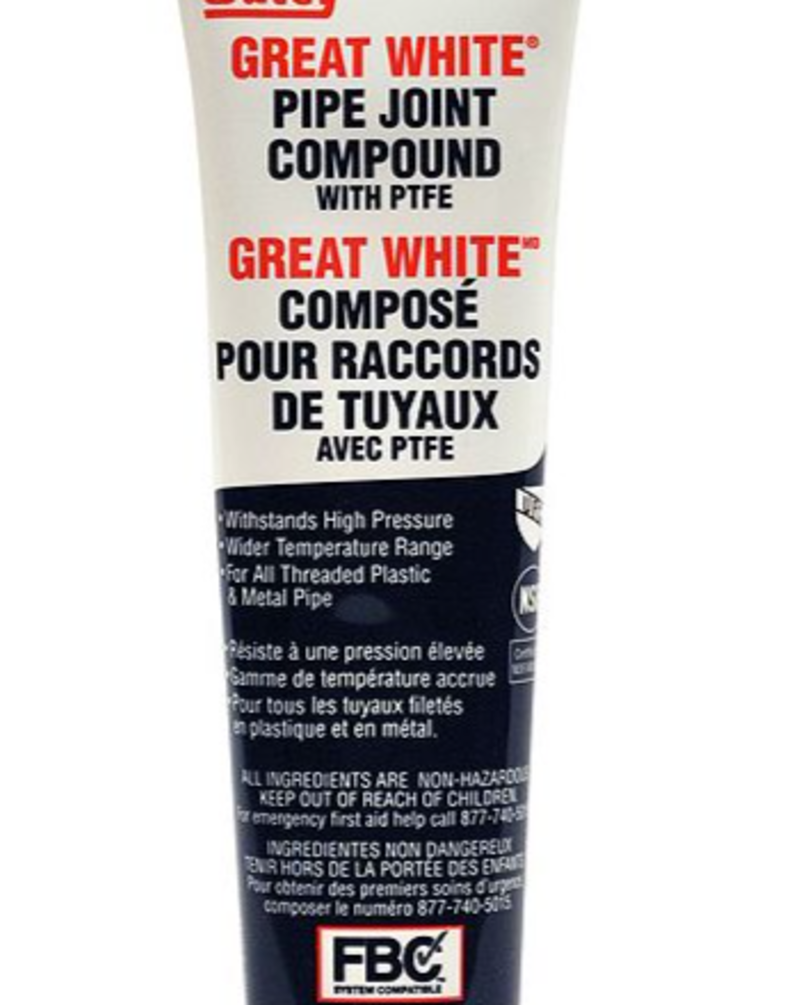 Oatey Pipe Joint Compound 1oz