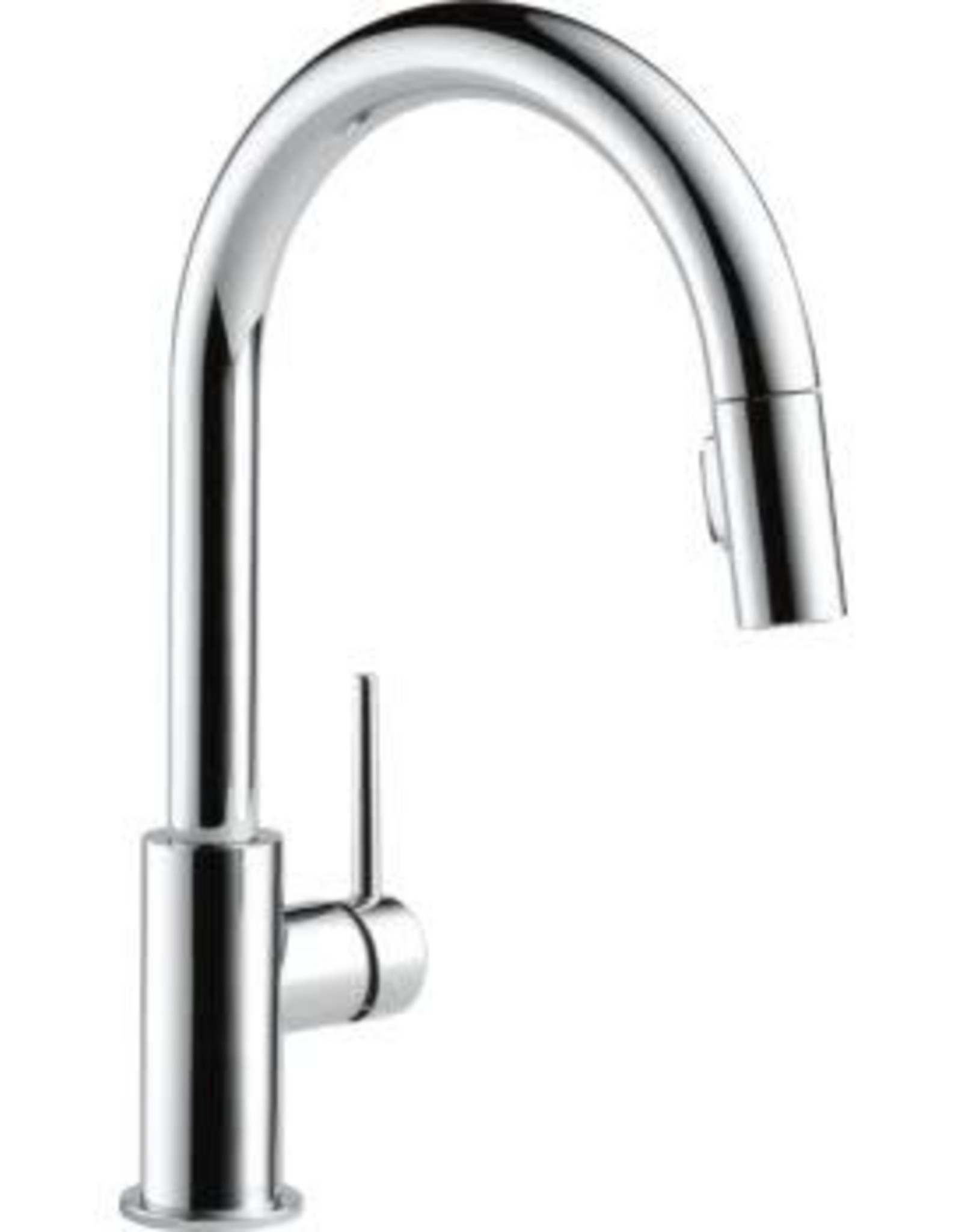 Delta DELTA TRINSIC KITCHEN FAUCET CHROME