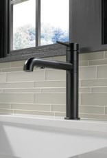 Delta DELTA TRINSIC PULL OUT KITCHEN FAUCET MATTE BLACK