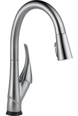 Delta DELTA ESQUE KITCHEN FAUCET w TOUCH STAINLESS