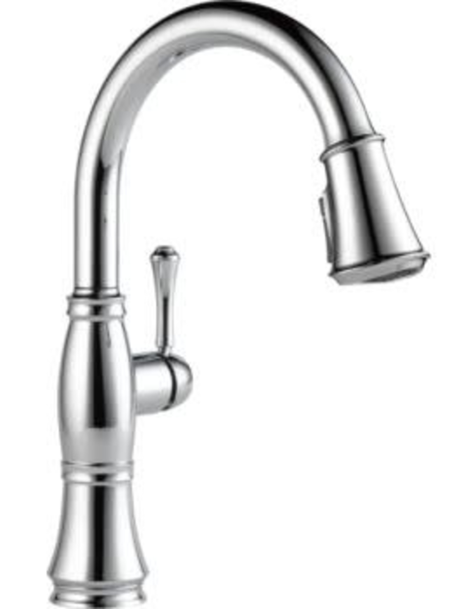 Delta DELTA CASSIDY KITCHEN FAUCET CHROME
