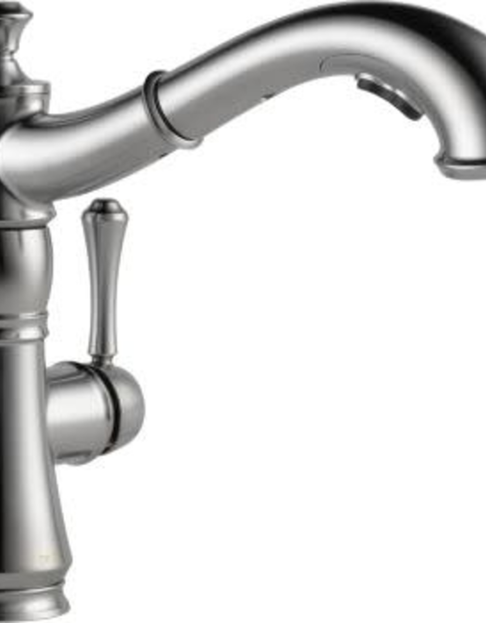Delta DELTA CASSIDY PULL-OUT KITCHEN FAUCET STAINLESS