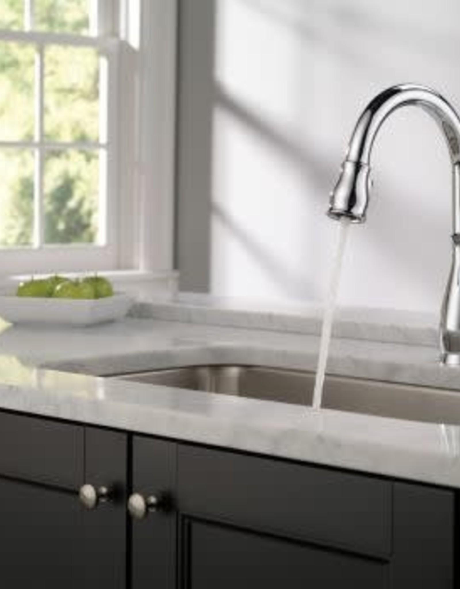 Delta Leland Kitchen Faucet Chrome