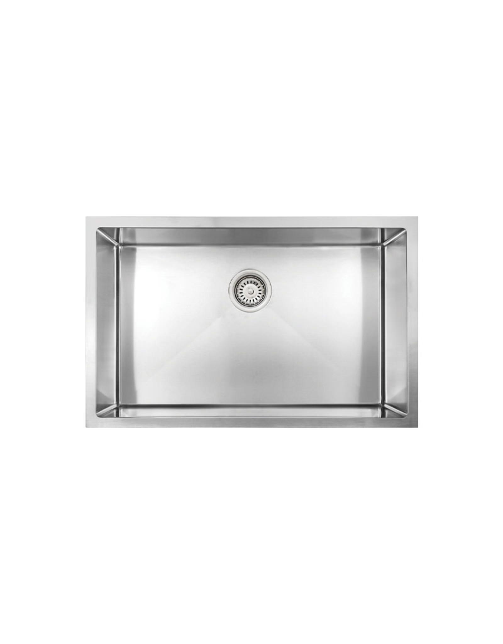 """Vogt Graz 18R Undermount Kitchen Sink 30"""" x 18"""" x 9"""""""