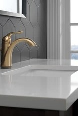 Delta DELTA LAHARA - CHAMPAGNE BRONZE SINGLE HANDLE TOUCH2O LAVATORY FAUCET