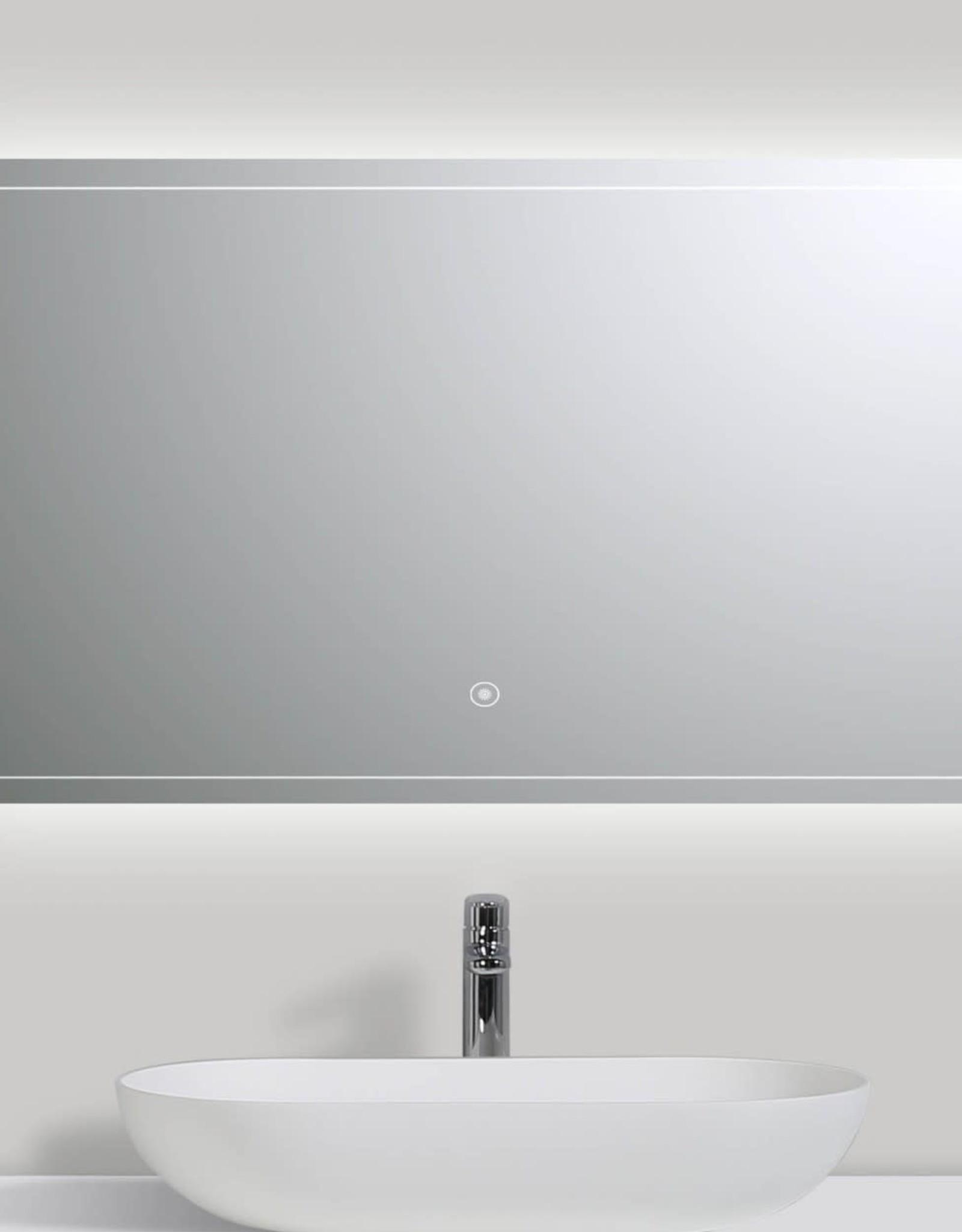 "Classic Brand Cabinetry Classic Brand Cabinetry 48"" x 24"" Skandia LED Mirror"