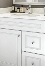 "Classic Brand Cabinetry Classic Brand Cabinetry 30"" Vanity w Quartz Top and Sink"