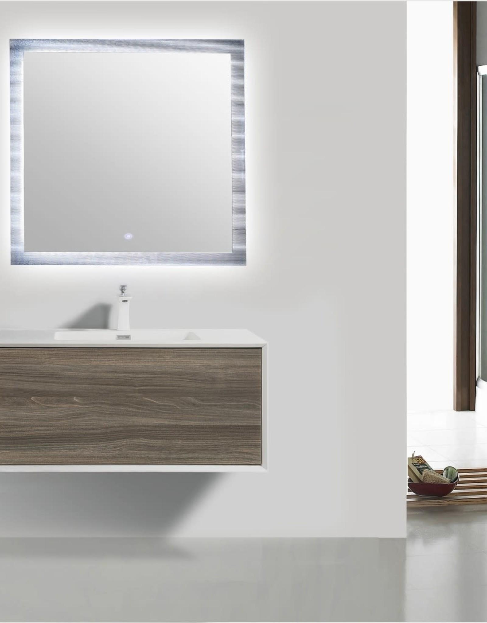 "Classic Brand Cabinetry Classic Brand Cabinetry 36"" Skandia Vanity w Undermount Basin"
