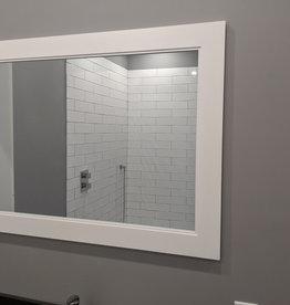 "Classic Brand Cabinetry 42"" x 36"" Vanity Mirror"
