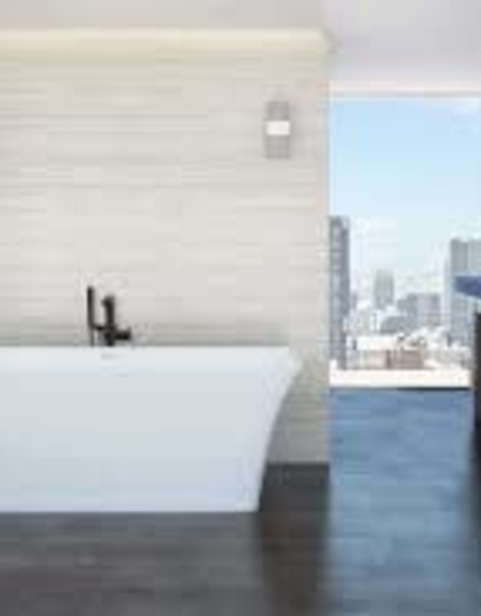 Mirolin Mirolin Skye Freestanding Tub White