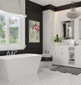 Mirolin Mirolin Hessa Freestanding Tub