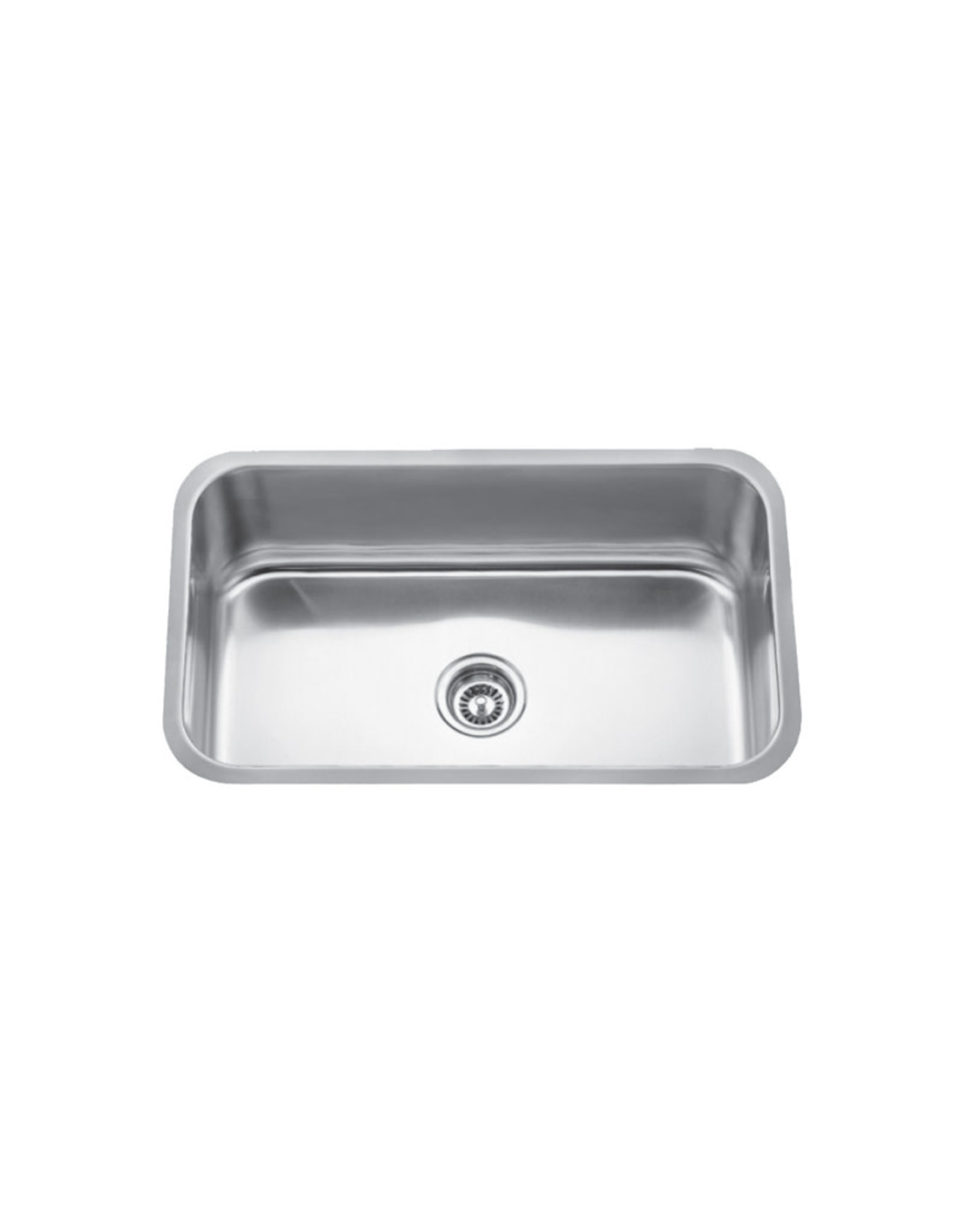 "Vogt Steyr Undermount Kitchen Sink 30"" x 18"" x 9"""