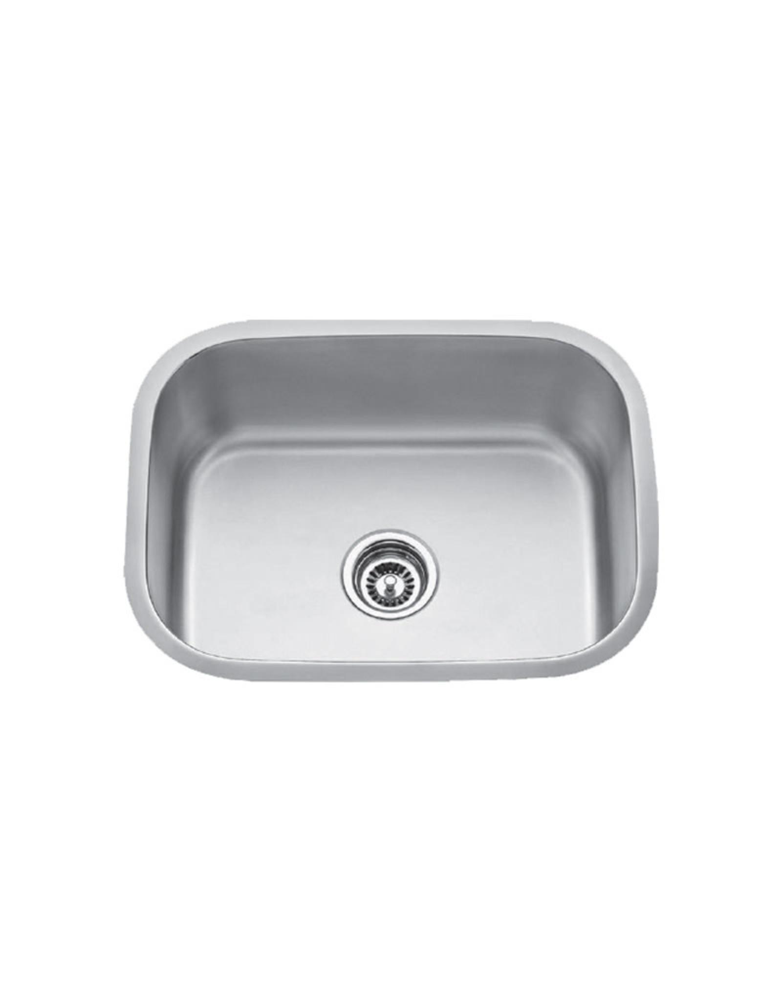 """Vogt Tirol Undermount Kitchen Sink 23 ½"""" x 17 ¾"""" x 9"""""""