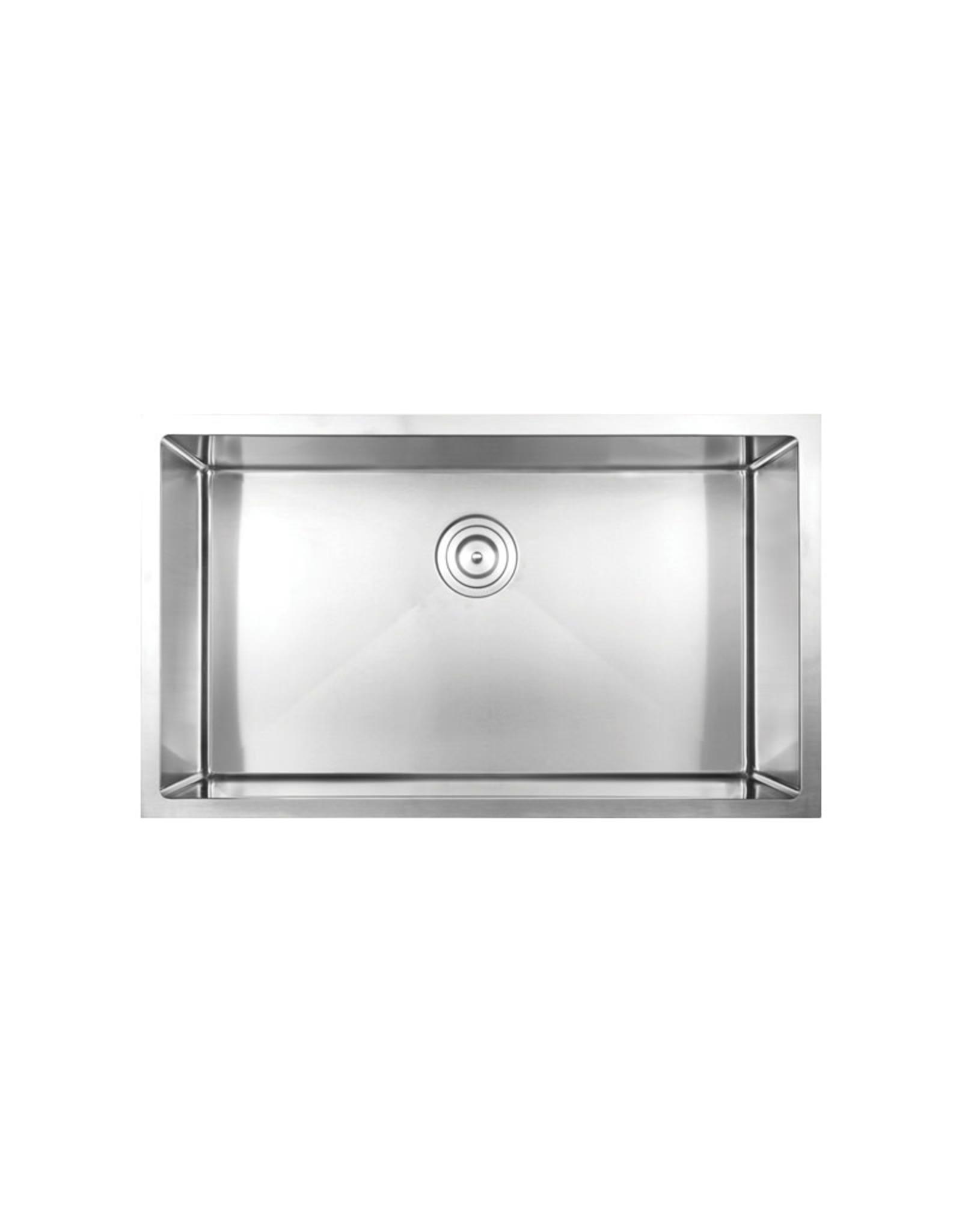 """Vogt Wolfsberg 16R Undermount Kitchen Sink 32"""" x 18"""" x 10"""""""