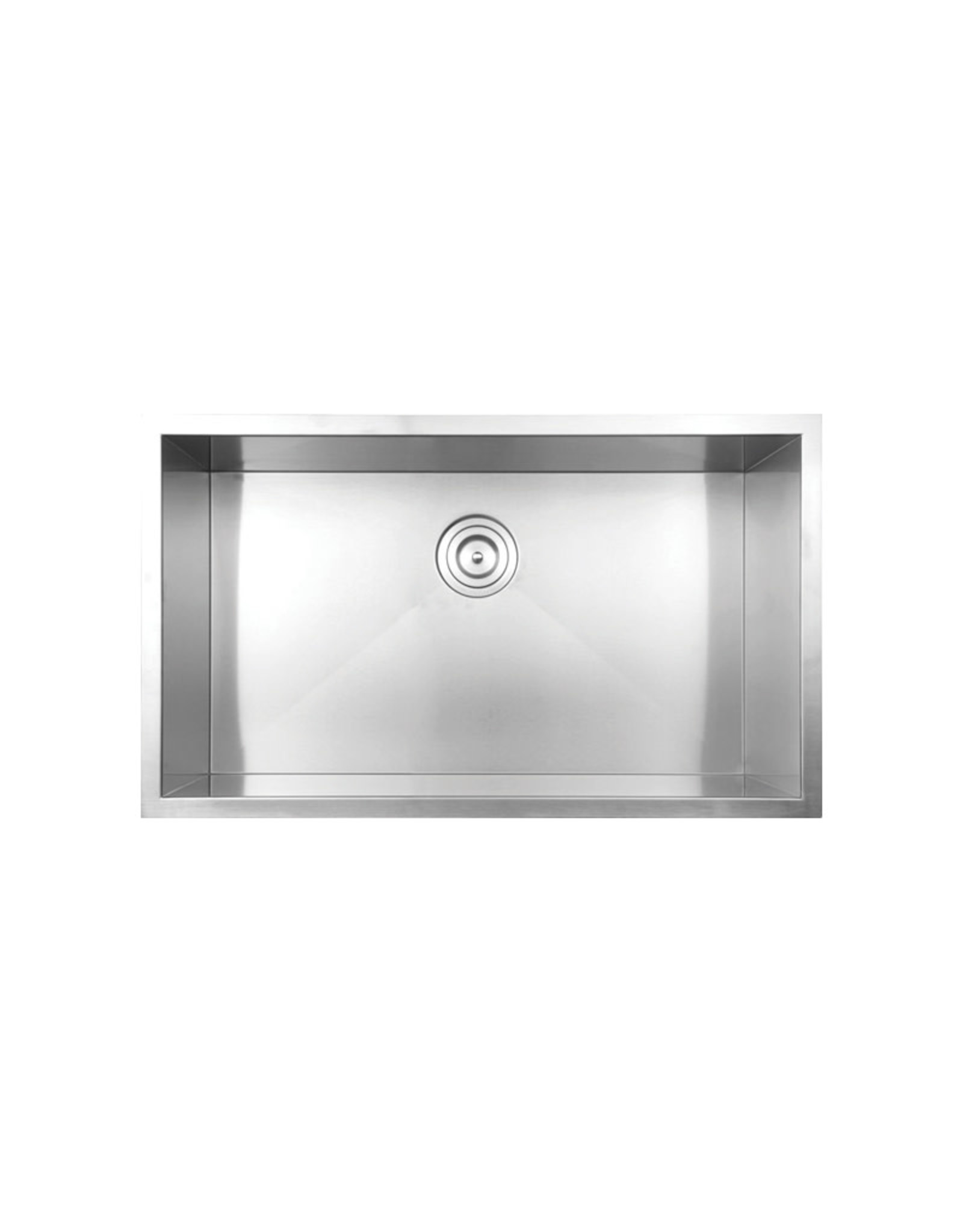 "Vogt Wolfsberg 16Z Undermount Kitchen Sink 32"" x 18"" x 10"""