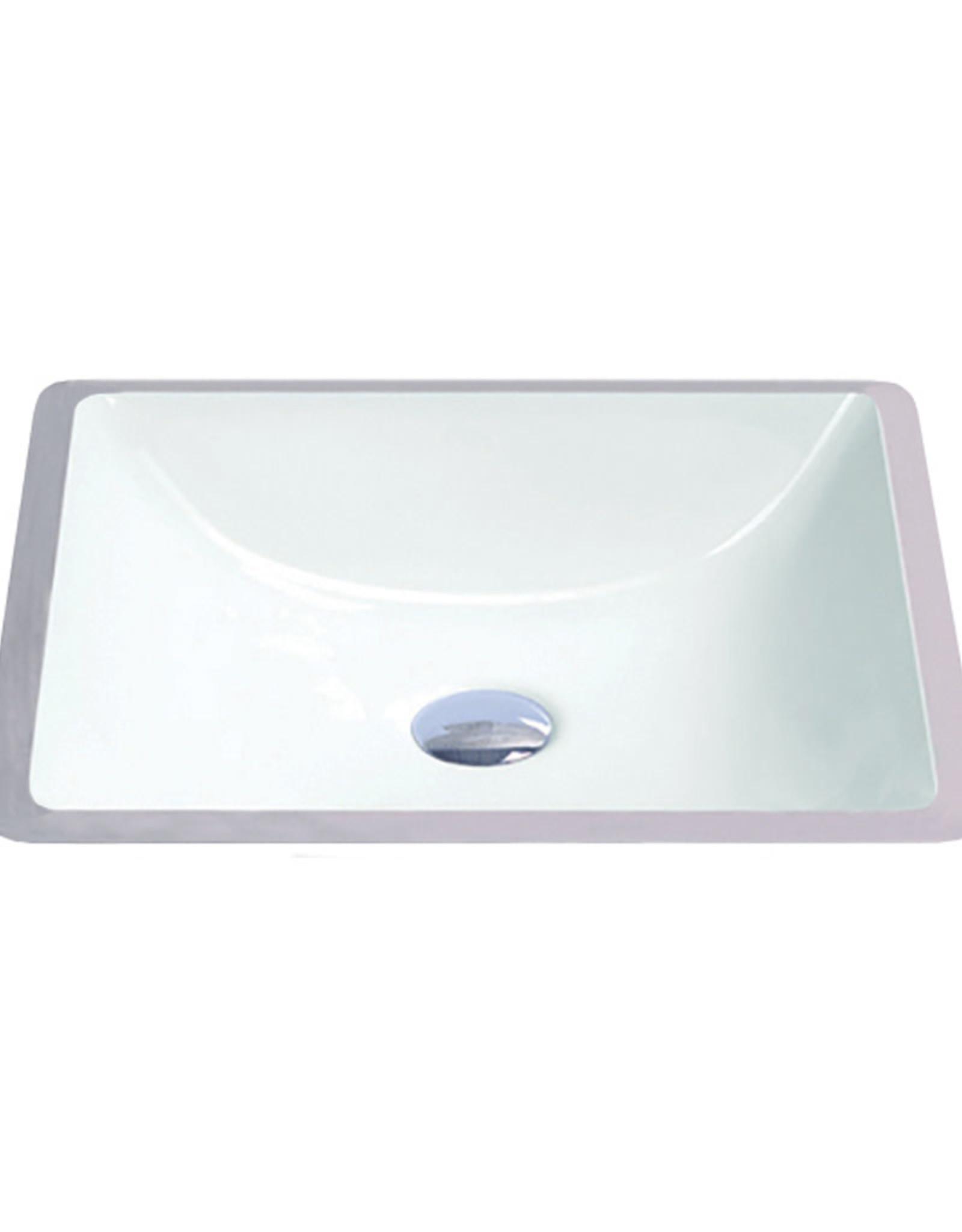 Vogt Hofen Undermount White Lav Sink