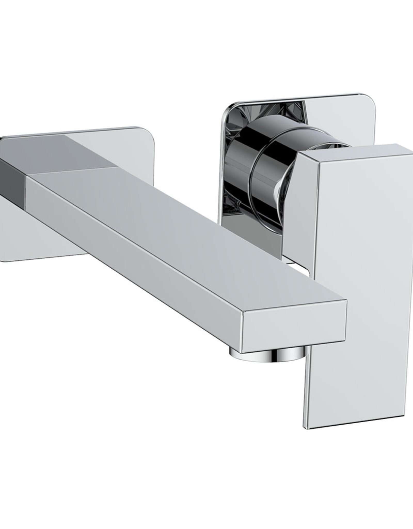 Vogt Kapfenberg- Wall Mounted Lav Faucet- Chrome