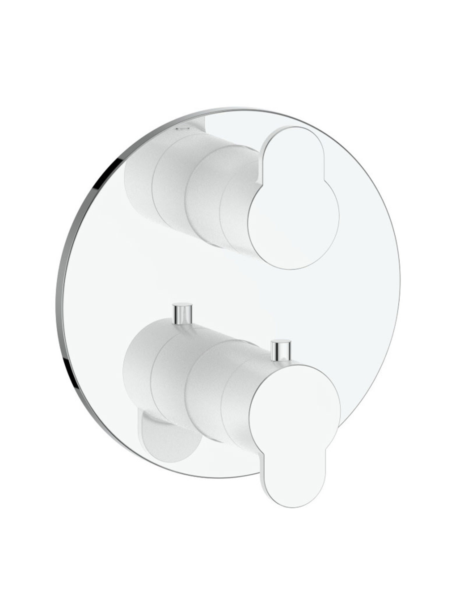 Vogt Lusten thermo 2way Valve and Trim Chrome