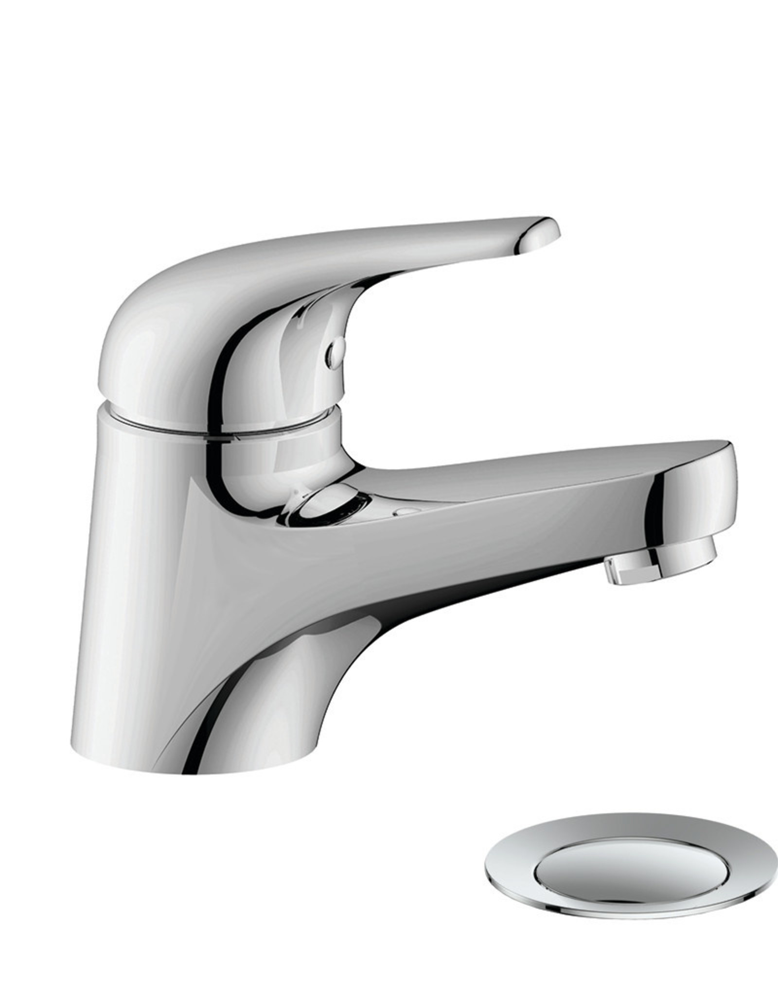 Vogt Wels Single Hole Faucet- Chrome