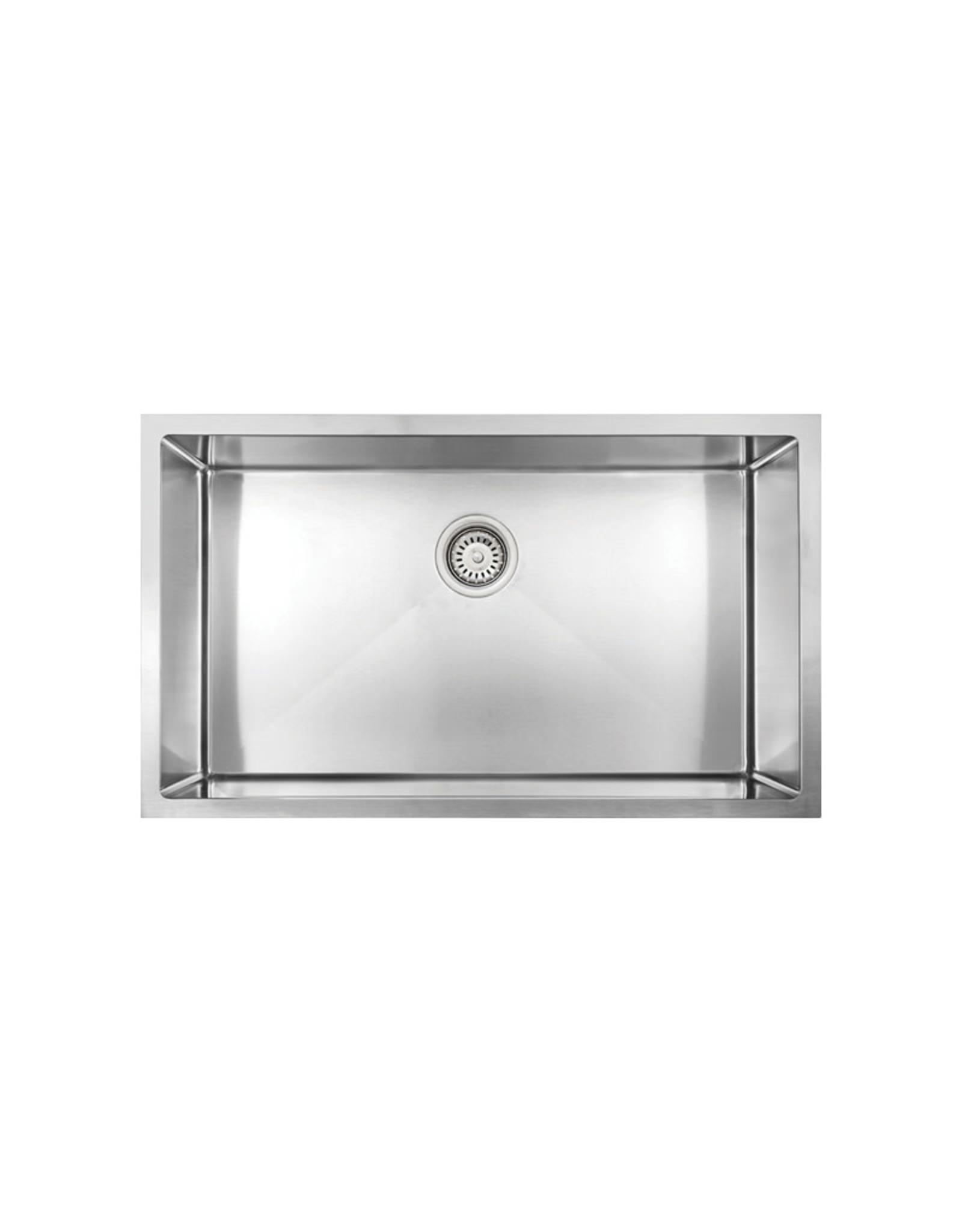 """Vogt Wolfsberg 18R Undermount Kitchen Sink 32"""" x 18"""" x 10"""""""