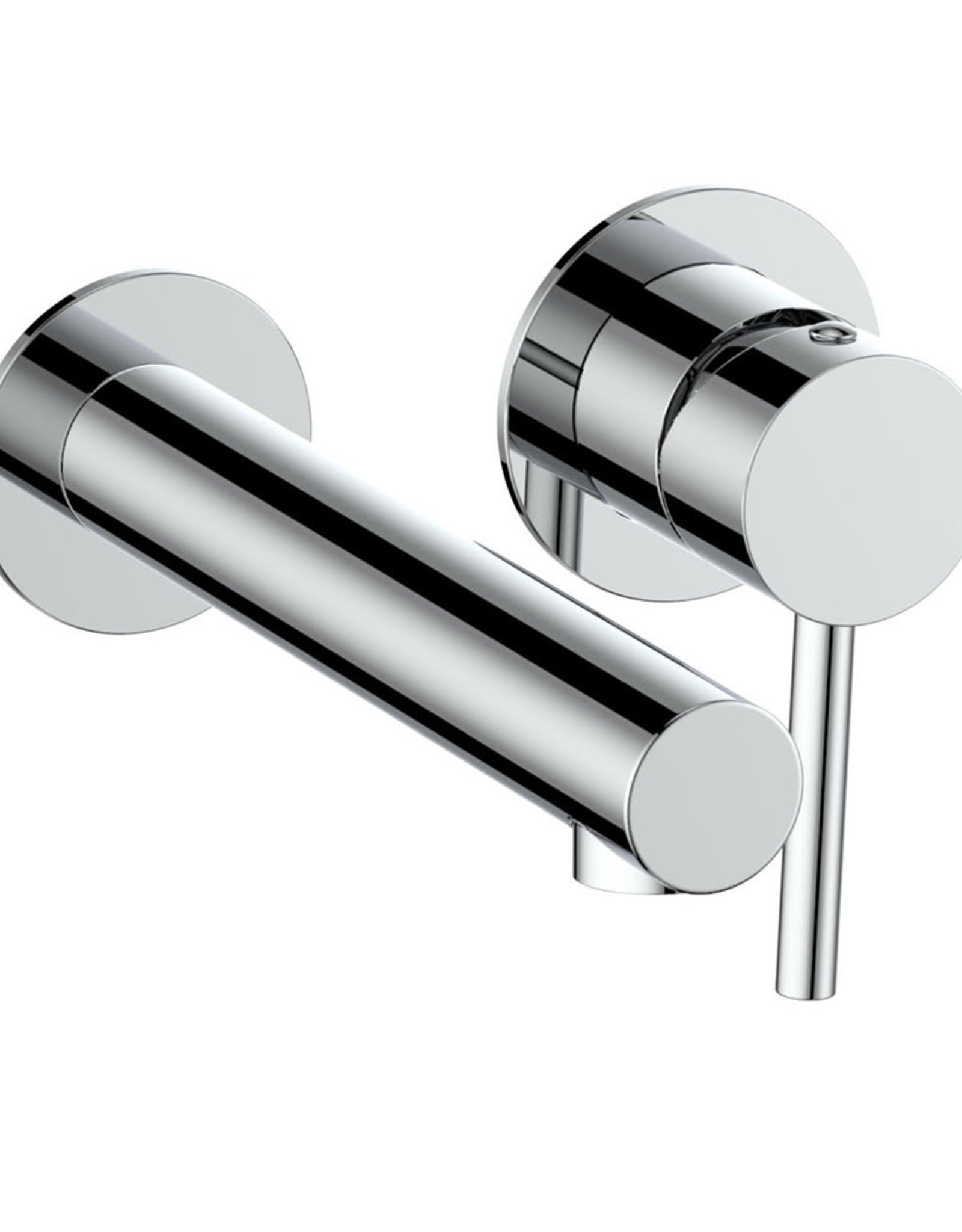 Vogt Worgl Chrome Wall- Mounted Lav Faucet