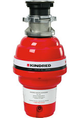 Kindred 1-1/4 HP Batch Feed Garburator