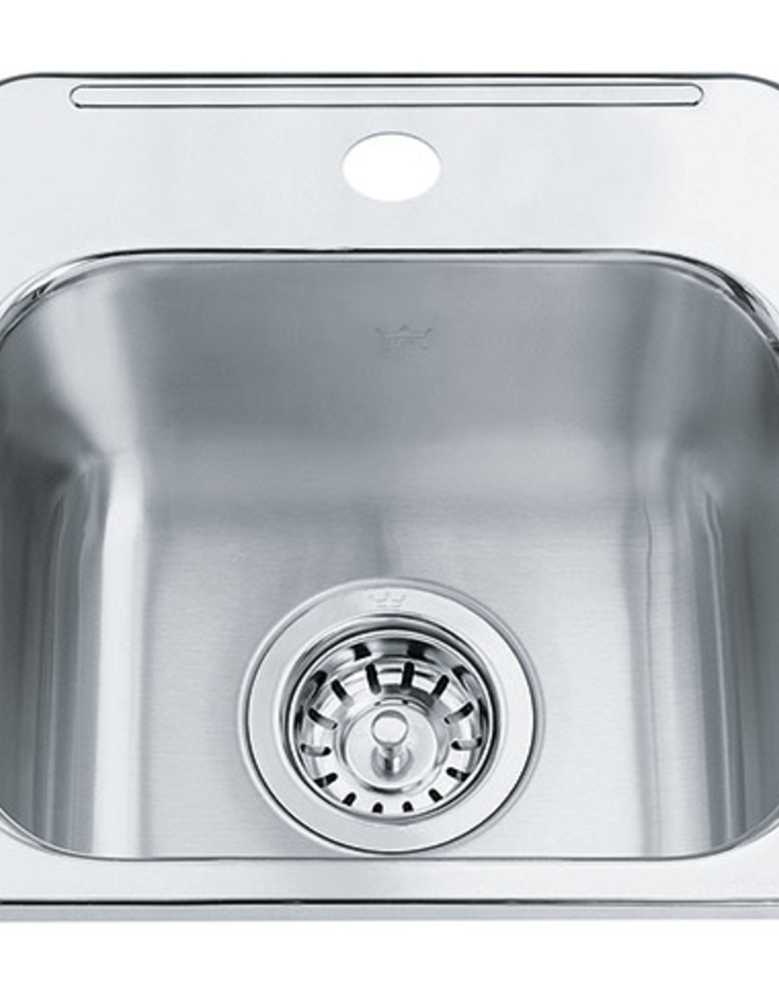 Kindred Kindred Bar Sink QSL1313-6 Single Hole