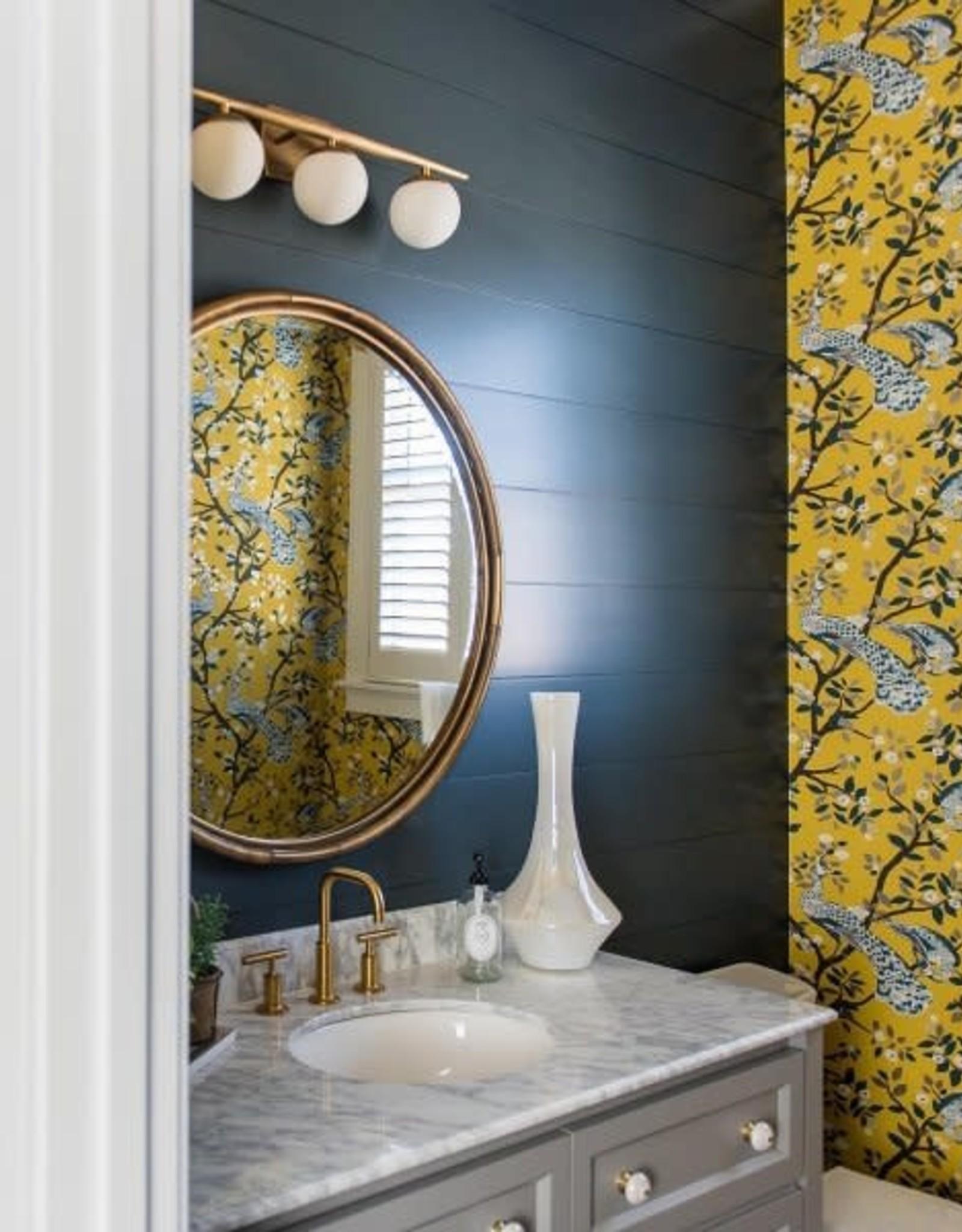 Kohler Kohler Compass Undermount/Drop-in Bathroom Sink White