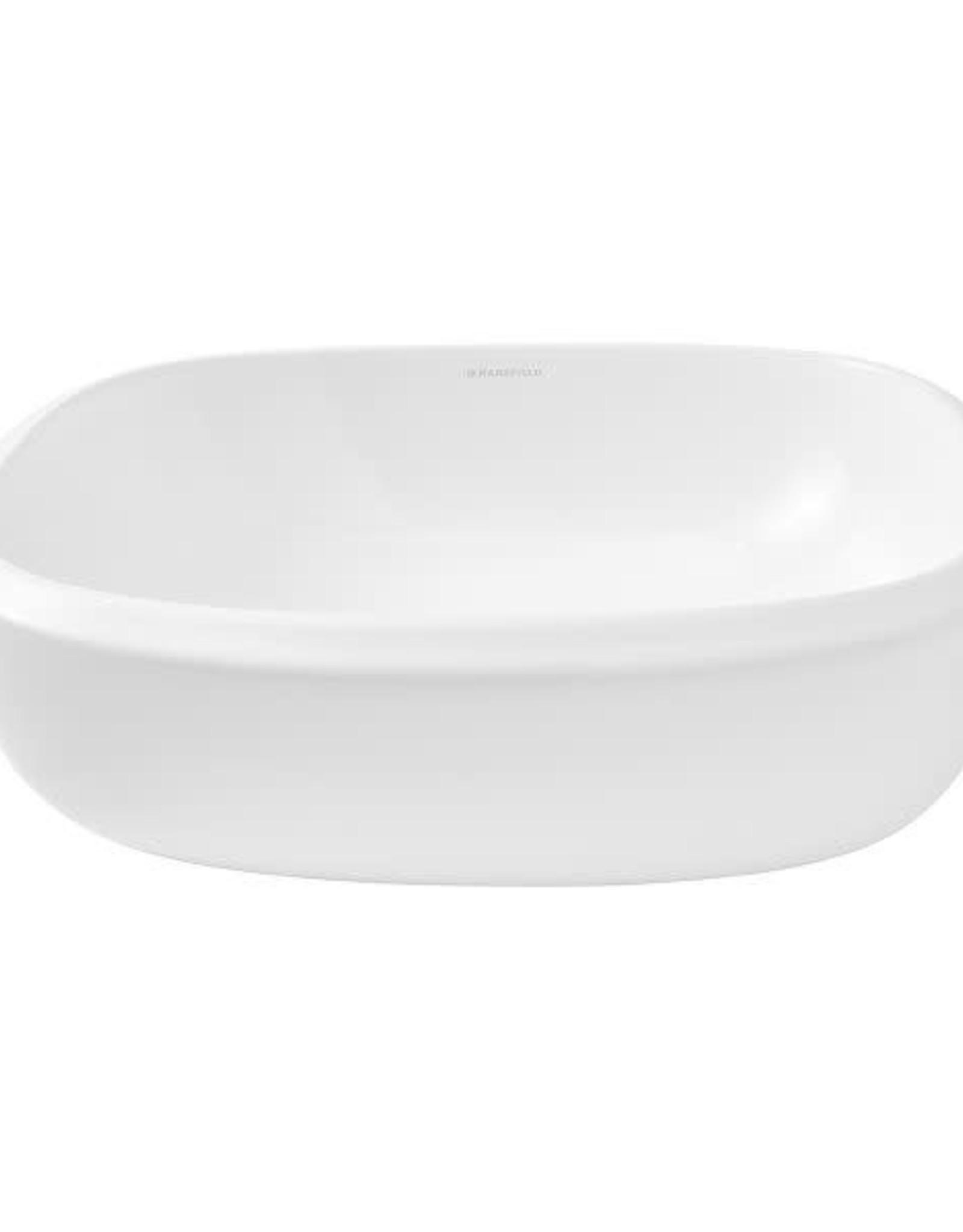 Mansfield Mansfield Ava Vessel Sink White