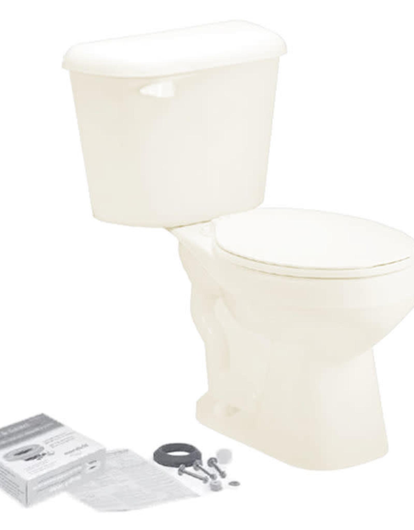 Mansfield Mansfield Alto Elongated Toilet White