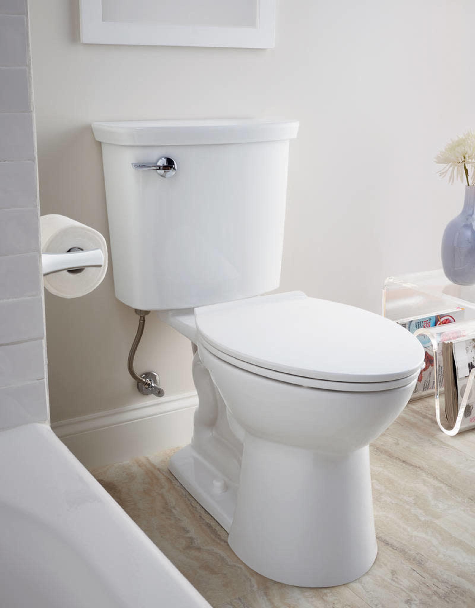 American Standard American Standard Vormax HET Toilet RH Elongated- White