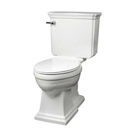 Mansfield Mansfield Brentwood RH Elongated Toilet- White