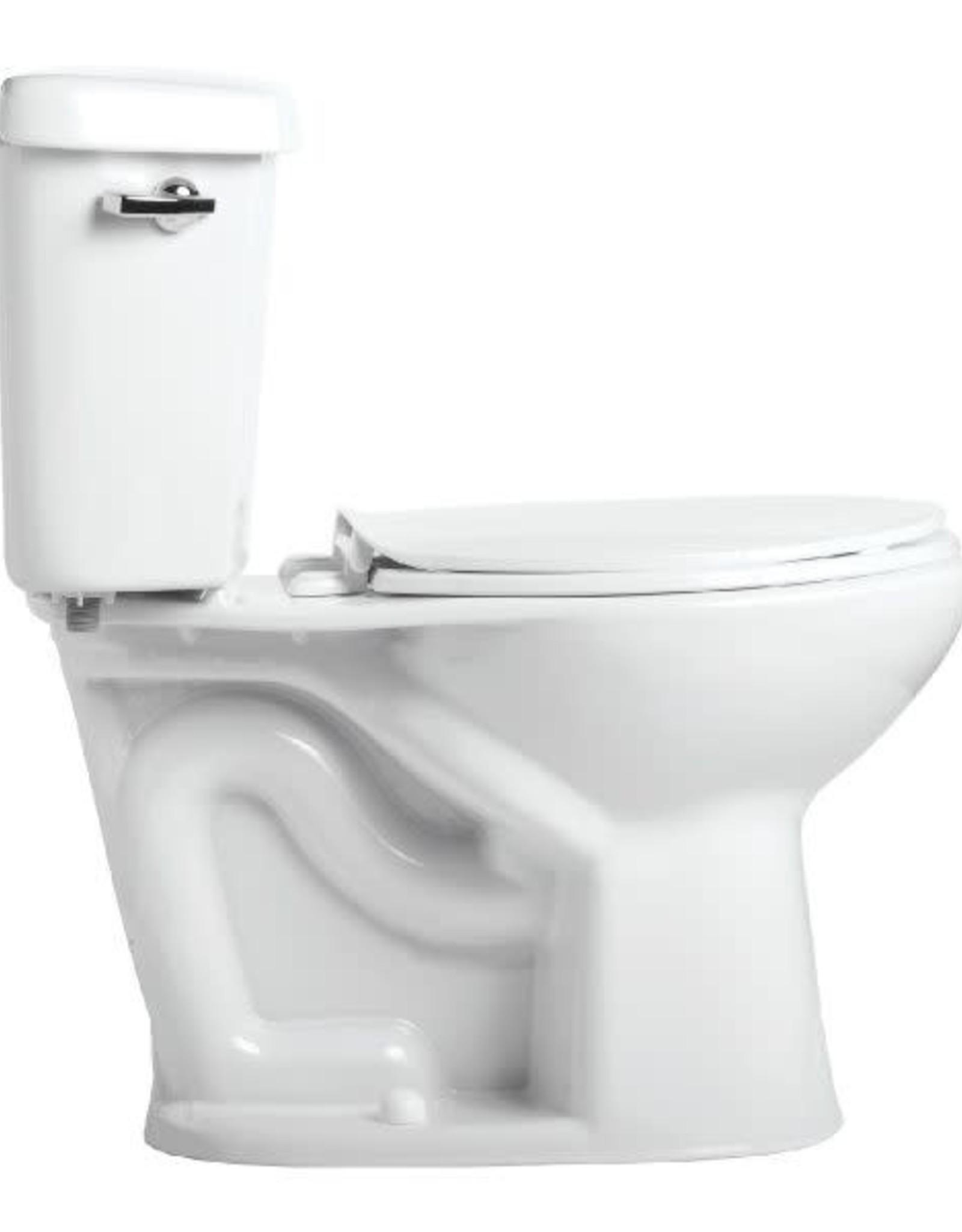 Mansfield Mansfield Denali RH Elongated Toilet- White