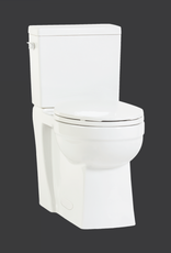Contrac Contrac CAYLA 4.8L Concealed Trap RH Elongated Toilet