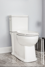 Contrac Contrac VIEIRA 4.8LPF Concealed Trapway Elongated Toilet