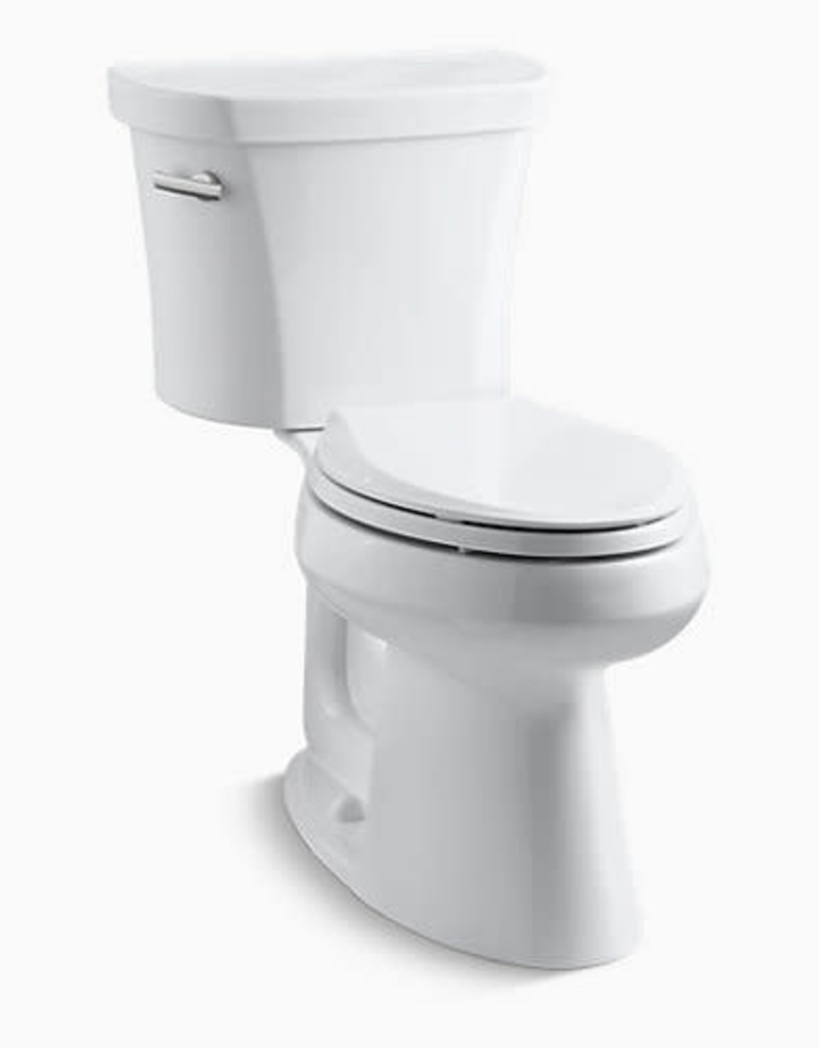 Kohler Kohler Wellworth Highline Comfort Height Elongated Toilet- White